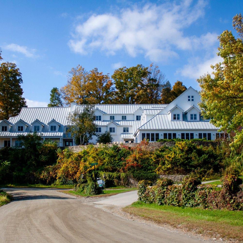 SIT Graduate Institute campus in Brattleboro, Vermont